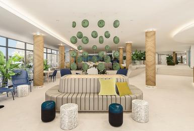 Interiors- Refurbished in 2020 AluaSoul Palma (Adults Only) Hotel Cala Estancia, Mallorca