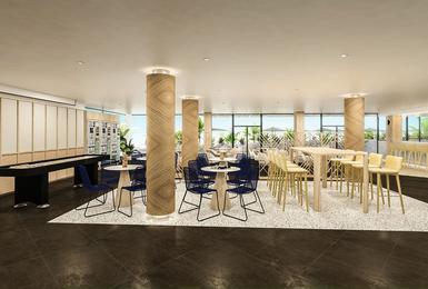 Common areas- Refurbished in 2020 AluaSoul Palma (Adults Only) Hotel Cala Estancia, Mallorca