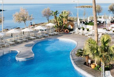 Exterior AluaSoul Palma (Adults Only) Hotel Cala Estancia, Mallorca