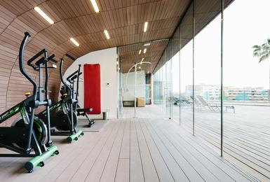 Gym AluaSoul Palma (Adults Only) Hotel Cala Estancia, Mallorca