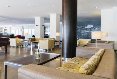 Lobby AluaSoul Palma (Adults Only) Hotel Cala Estancia, Mallorca