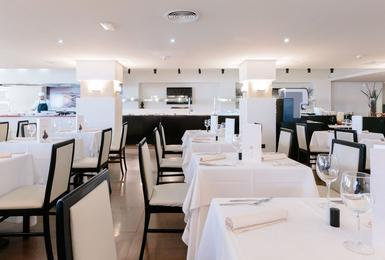 Restaurant AluaSoul Palma (Adults Only) Hotel Cala Estancia, Mallorca