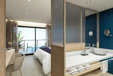 Room- Refurbished in 2020 AluaSoul Palma (Adults Only) Hotel Cala Estancia, Mallorca