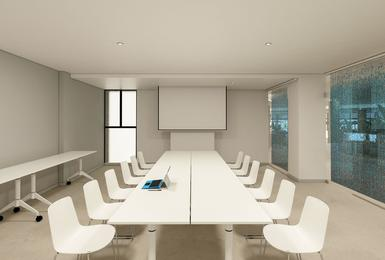 Meeting room- Refurbished in 2020 AluaSoul Palma (Adults Only) Hotel Cala Estancia, Mallorca